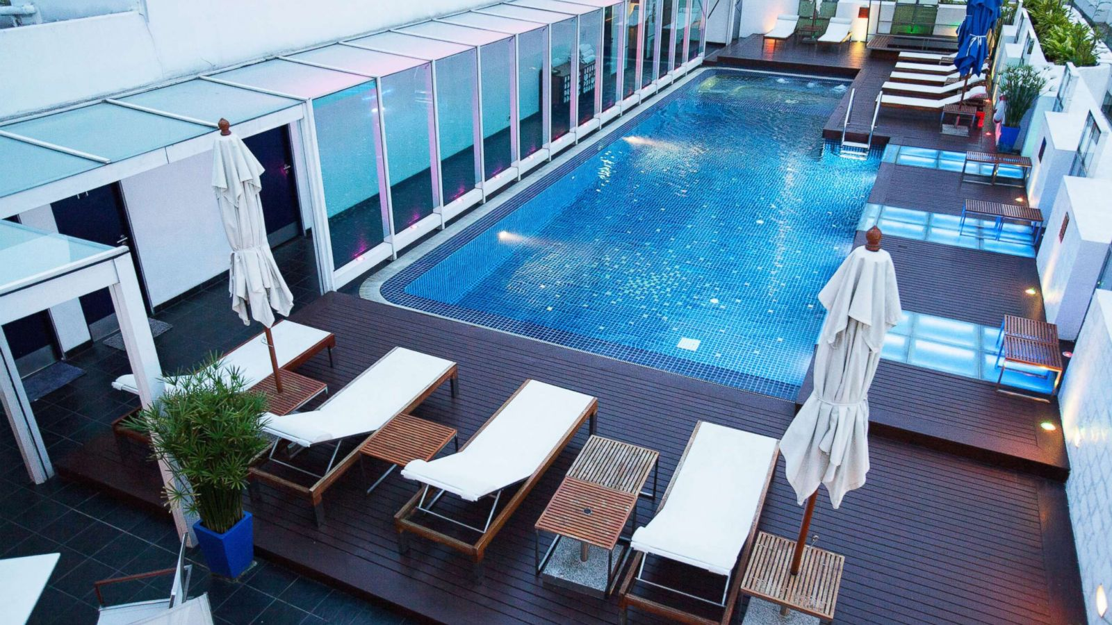 Best party hotels in Thailand