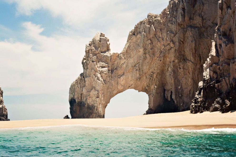 PHOTO: Do not miss the famous Cabo Sna Lucas Mexico landmark known as El Arco. This unique 200-foot arch-like rock formation, is easily one of the most selfie-inspiring spots in Baja California.