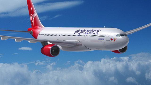 PHOTO: Virgin Atlantic Airbus A330-300