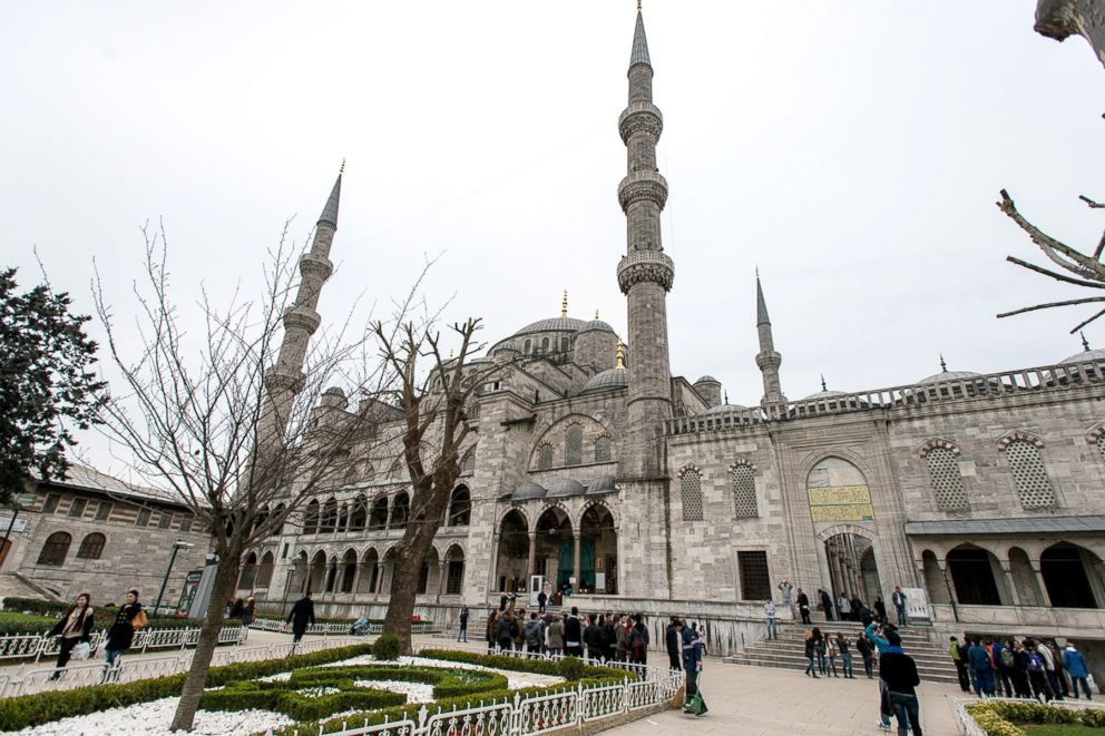 PHOTO: Five places that are perfect for just a 24-hour visit--Istanbul, Turkey.