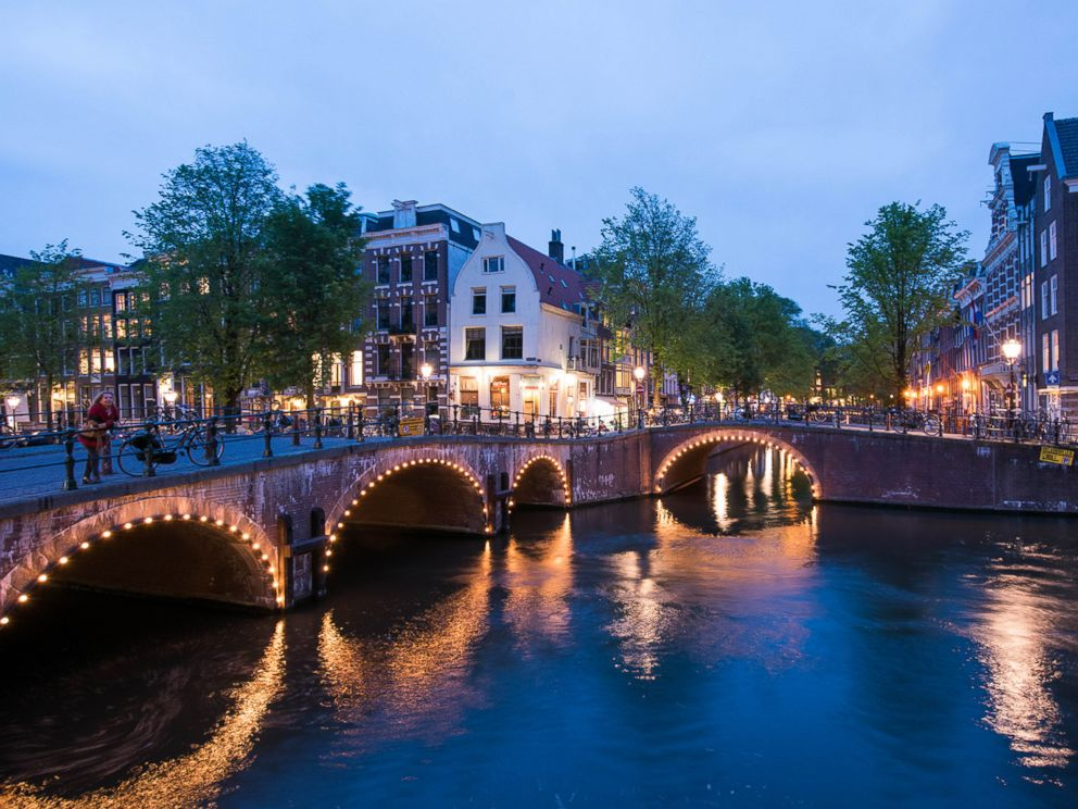 PHOTO:Five places that are perfect for just a 24-hour visit--Amsterdam.
