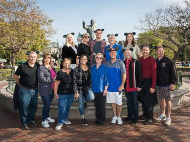 Disneyland employs 19 members and 4 generations of one family | ABC News