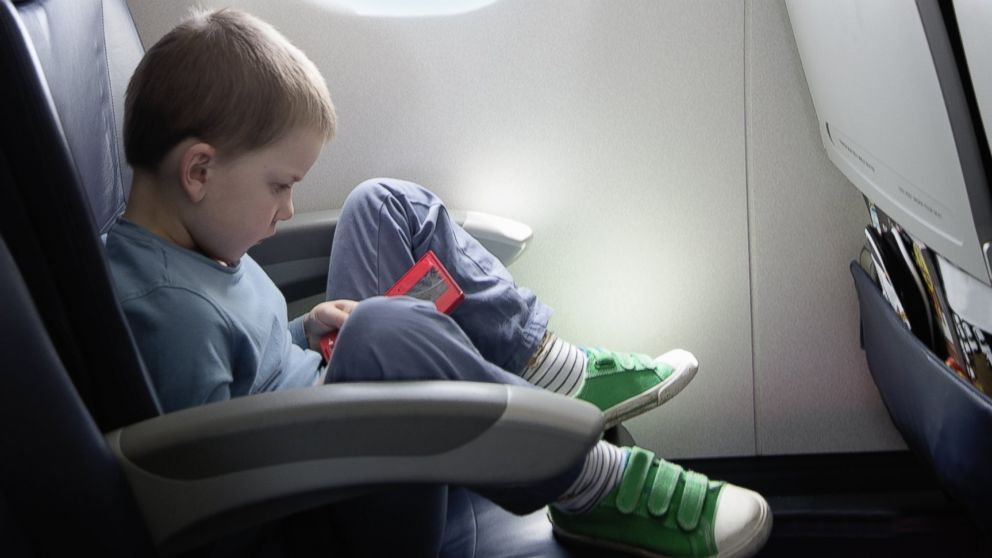 Flying With Kids: How to Turn Holy Terrors Into Little ...