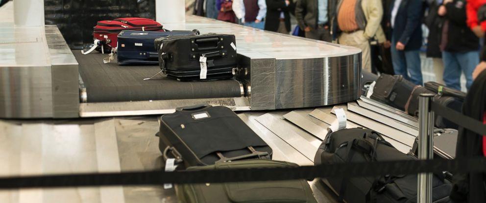 PHOTO: Baggage claim conveyor at Philadelphia International Airport in this 2010 file photo.
