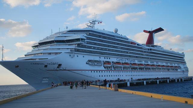 Carnival Cruise Lines Cancels A Dozen Trips ABC News - Carnival cruise ship that broke down