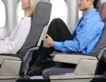 Uncomfortable airline seating is one of the downsides of flying for some passengers.