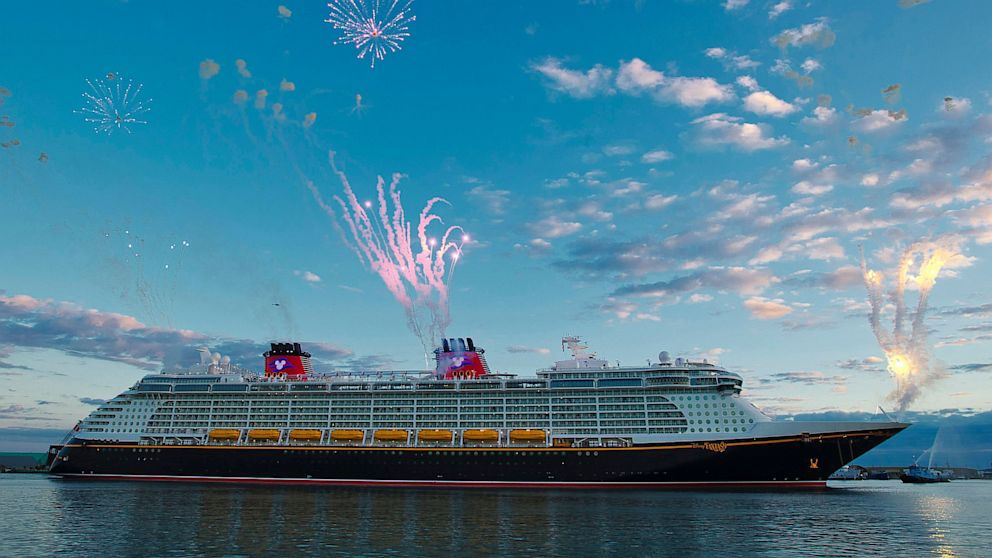 Disney Cruise Lines ranked highest in customer satisfaction among other cruise lines.