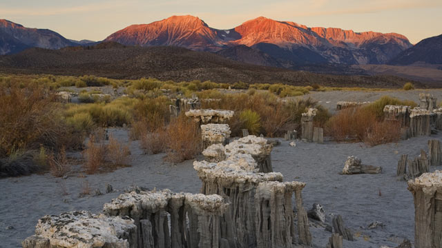 PHOTO: Eastern Sierra, California