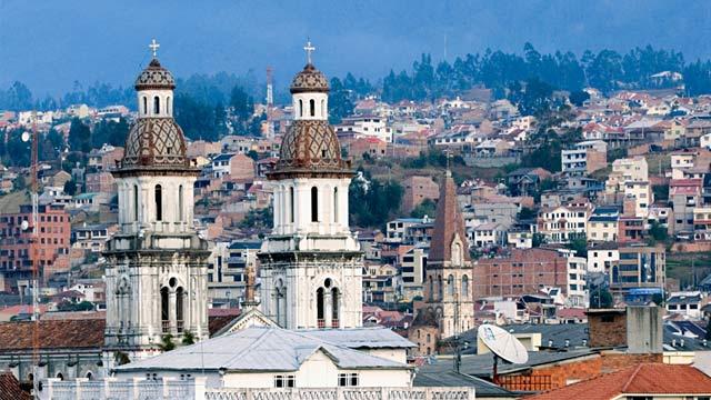 PHOTO: Cuenca, Ecuador