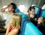 PHOTO: There is a new service that matches parents with nannies for travel flights