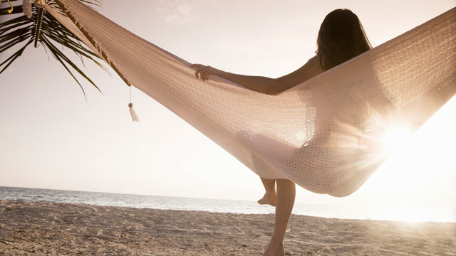 PHOTO: Crandon Beach in Key Biscayne, Fla. is shown.