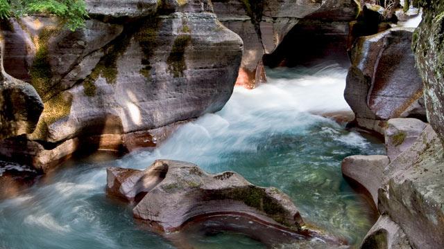 PHOTO: Glacier National Park, Montana