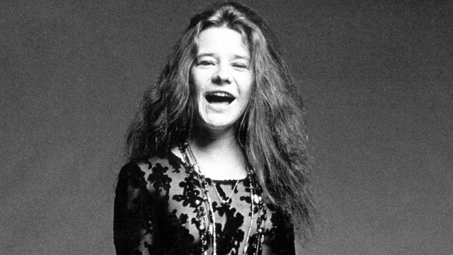 PHOTO: Janis Joplin is seen in this undated file photo.