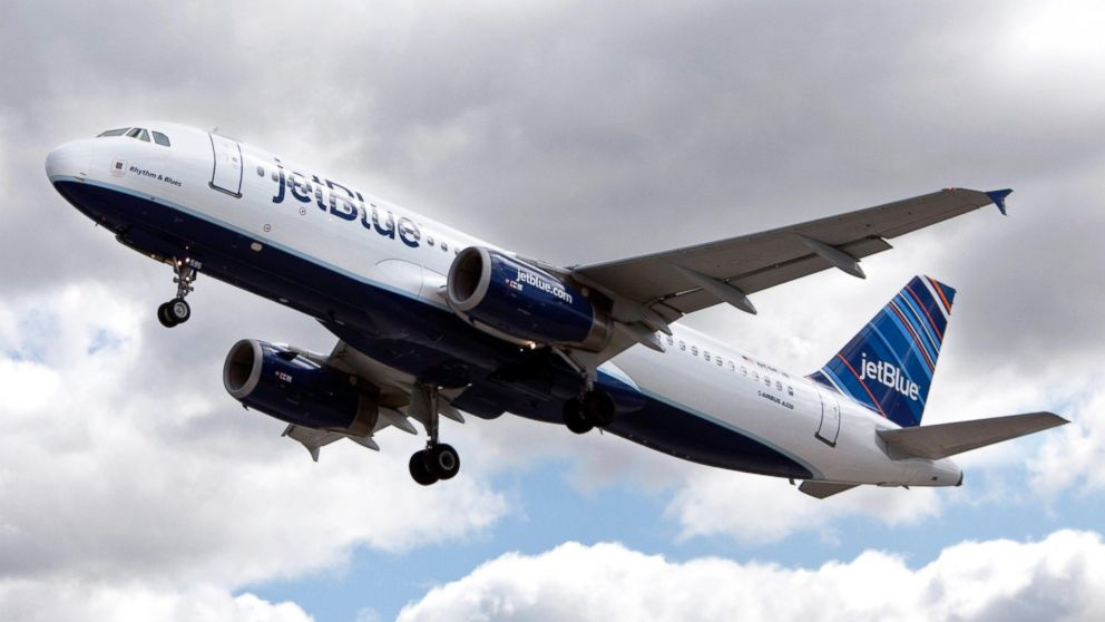 jetblue to eliminate free checked bag on some flights abc news. Black Bedroom Furniture Sets. Home Design Ideas