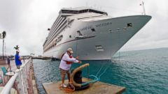 Mega Cruise Ships Creating Waves In Key West Abc News