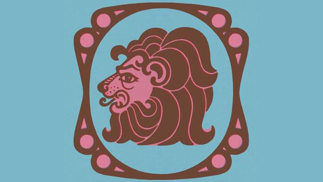 PHOTO: Leo Zodiac Symbol