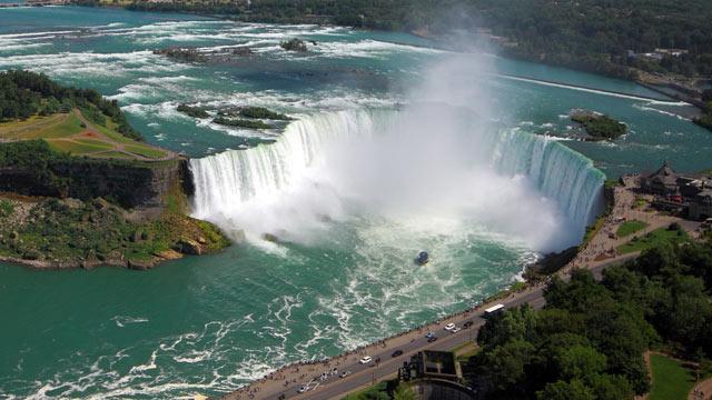 Niagara Falls Top Visitor Attractions Sights Things To