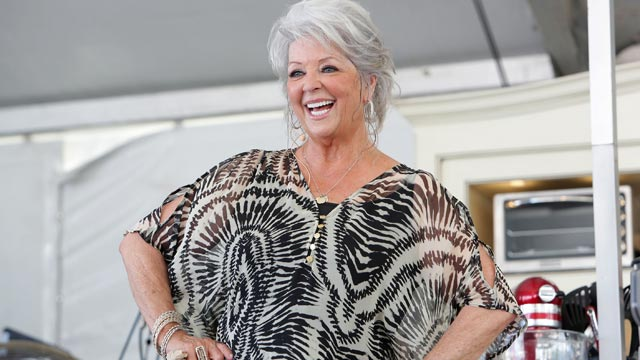 PHOTO: Paula Deen attends South Beach Wine and Food Festival 2013 Grand Tasting Village, Feb. 24, 2013, in Miami Beach, Florida.