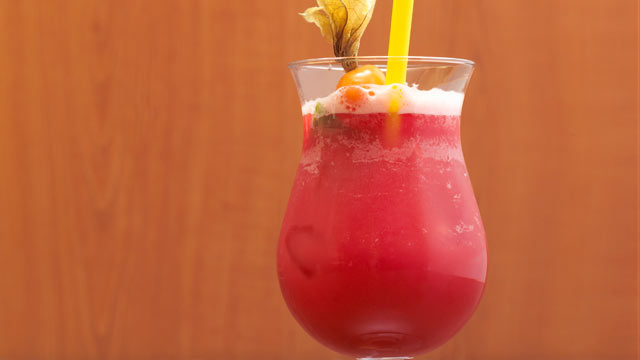 PHOTO: Planters Punch may have actually originated at the Planters Hotel in Charleston, S.C.