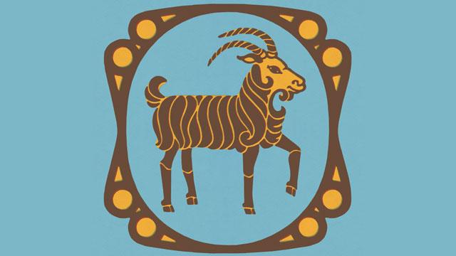 PHOTO: Ram Zodiac Symbol