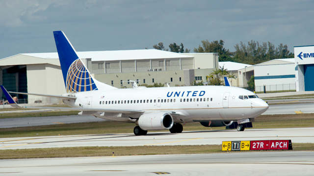 PHOTO: United Airlines was rated last in customer complaints by The Airline Quality Report.