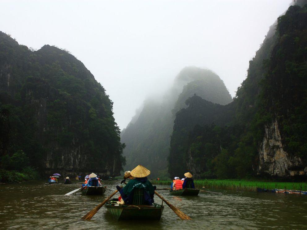 PHOTO: Ninh Binh Province, Vietnam.