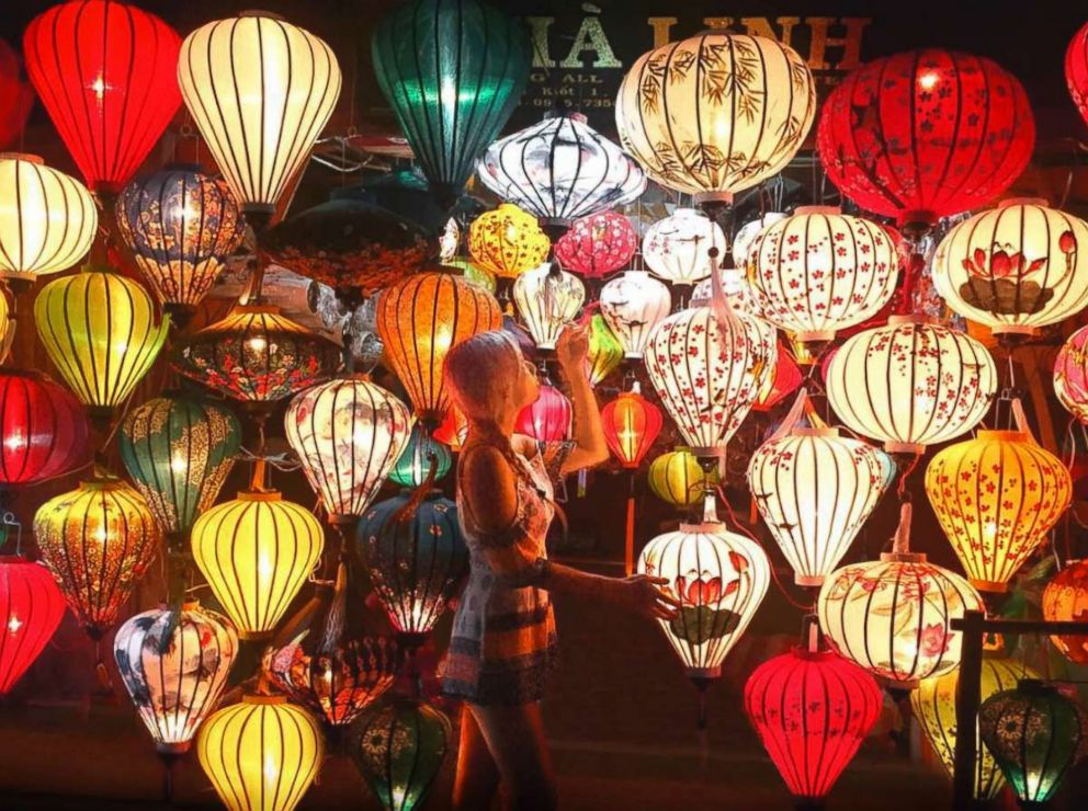 PHOTO: Kaila Yu picked Hanoi for most romantic.