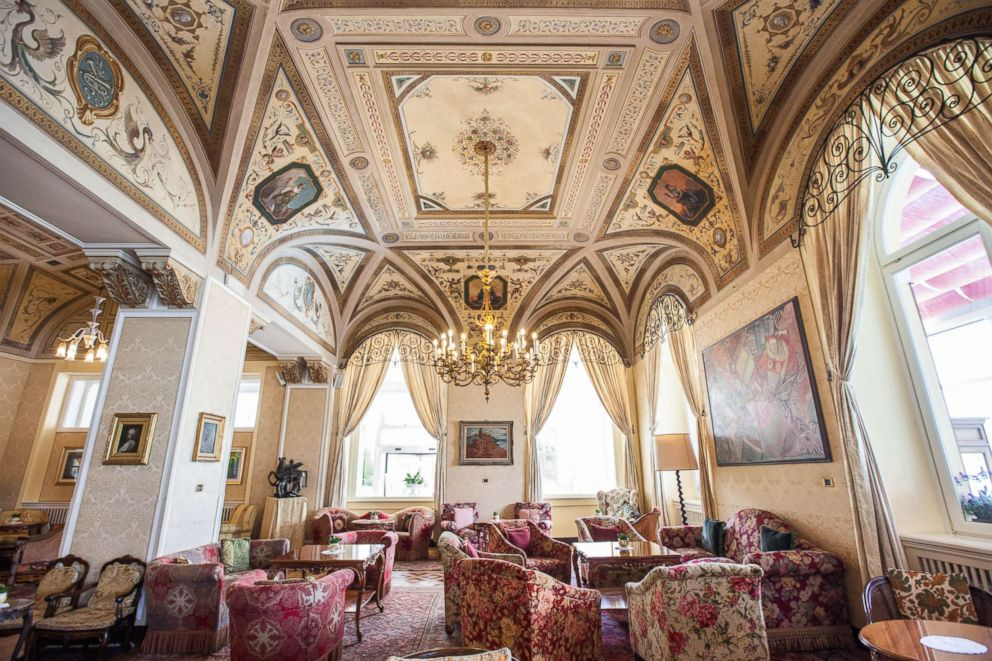 PHOTO: The Grand Hotel Villa Serbelloni is pictured here.