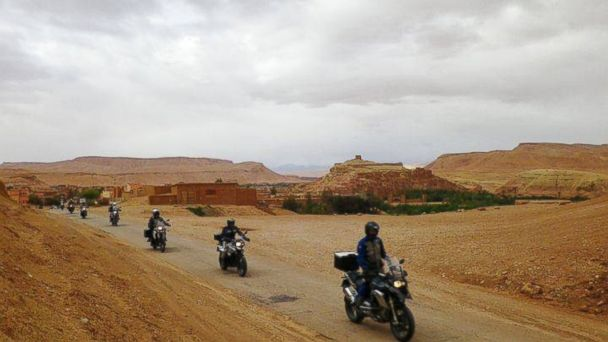 PHOTO: Morocco with IMTBike