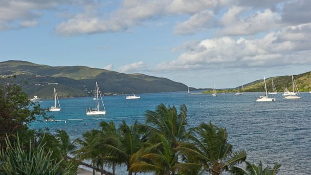 PHOTO: Bitter End Yacht Club, British Virgin Islands.