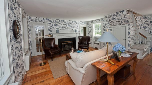 The Chatham Gables Inn in Cape Cod provides an elegant and comfortable escape. Located in a quiet, residential neighborhood, this historic inn offers just seven charming rooms with incredible attention to detail.