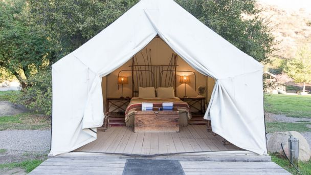El Capitan & Camping Hotels: Our 5 Favorite Resorts for Pitching a Tent - ABC News