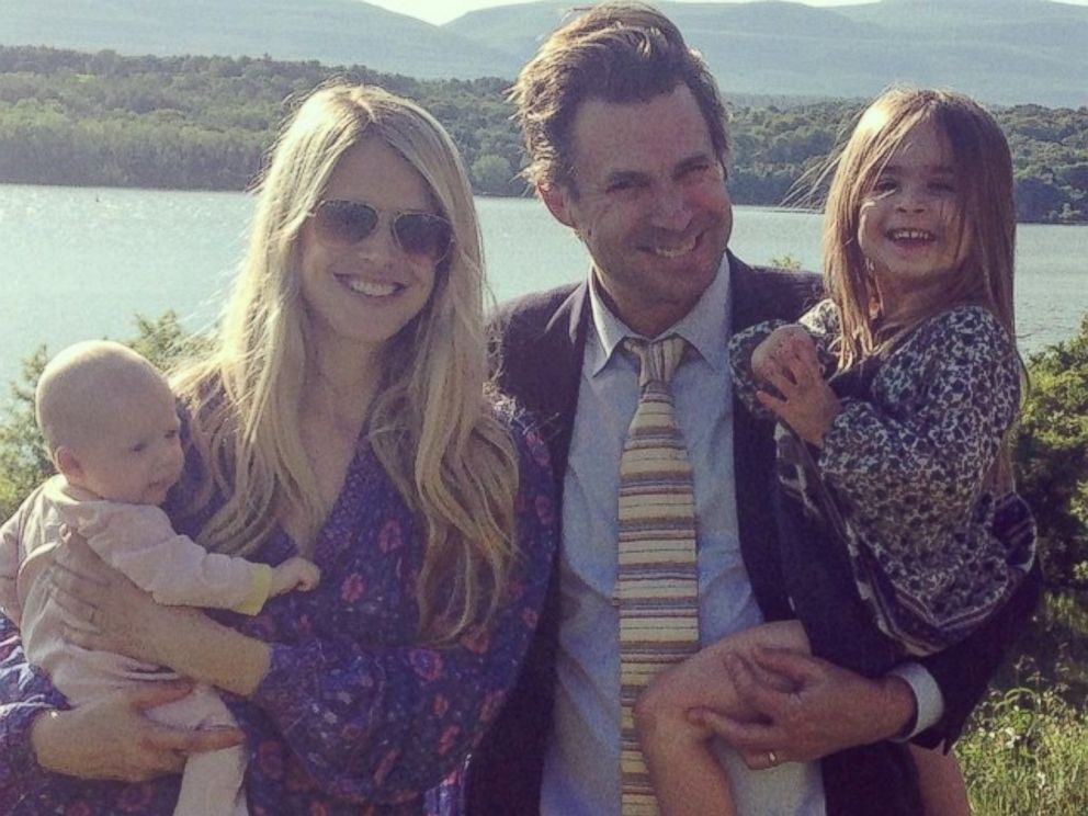 PHOTO: Molly Guy and her family two weeks before the JetBlue incident