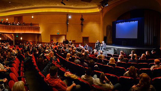 PHOTO: Napa Valley Film Festival screening at NV Opera House.