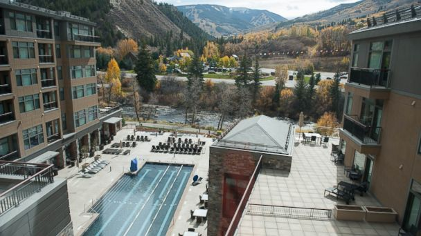 PHOTO: Westin Riverfront Resort and Spa at Beaver Creek Mountain