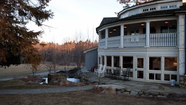 PHOTO: The Winvian is a romantic, upscale property set on 113 acres of countryside outside tiny Morris. Its 19 individually decorated cottages all have a feel of understated, rustic elegance with the convenience of modern amenities.