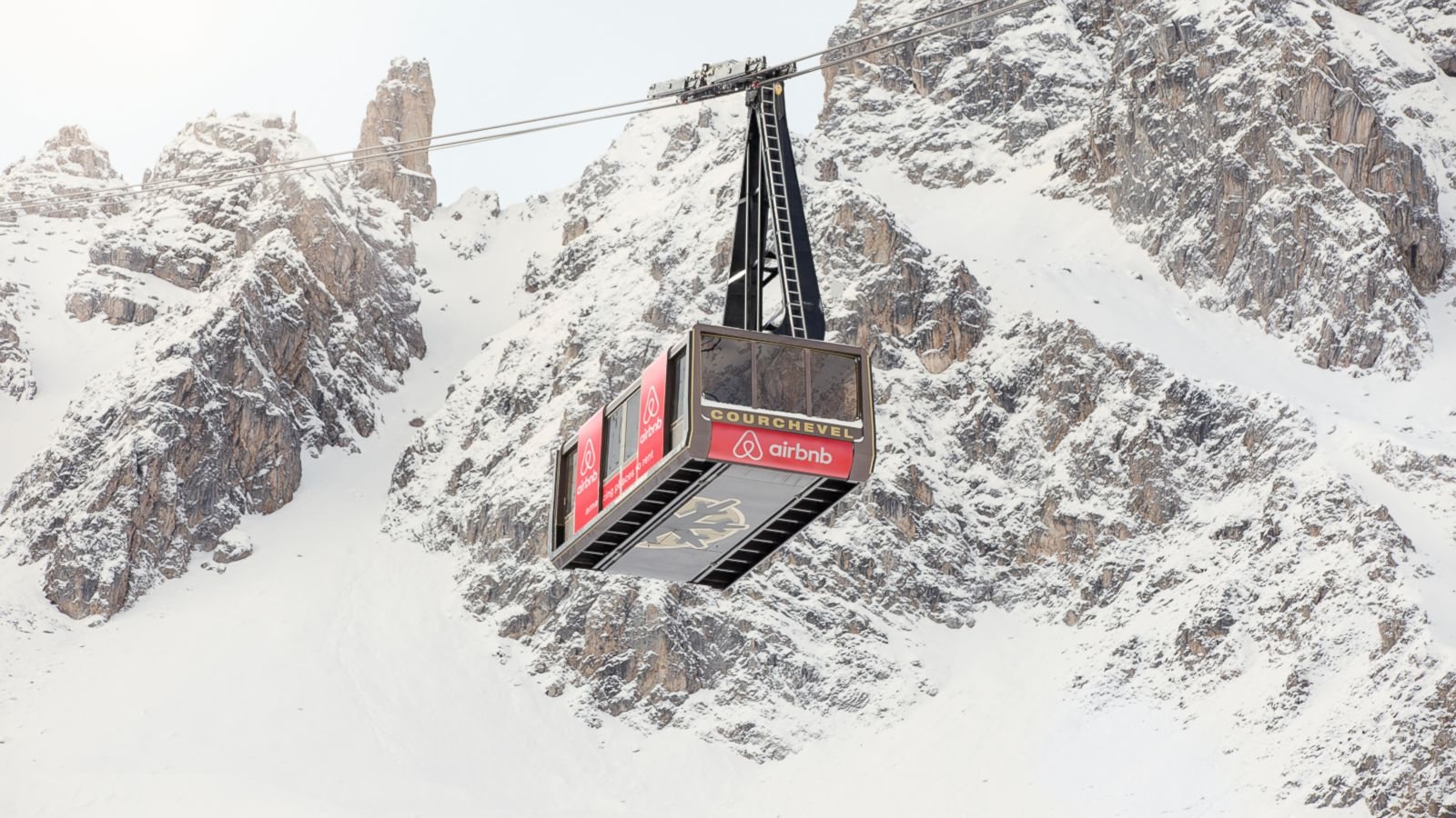 French Alps to House Cable Car-Turned-Hotel - ABC News