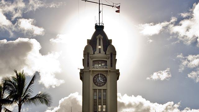 PHOTO:Aloha Tower
