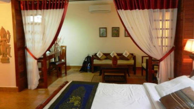 PHOTO: This photo of Angkor Pearl Hotel is courtesy of TripAdvisor