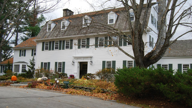 PHOTO: Bethlehem, New Hampshire, is a lovely little town offering several top-notch B&Bs.