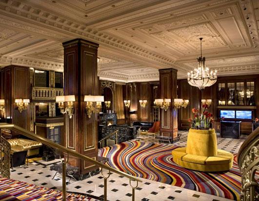 Photos World S Most Lavish Hotel Lobbies Photos Abc News