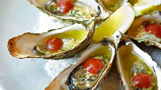 PHOTO: Oysters