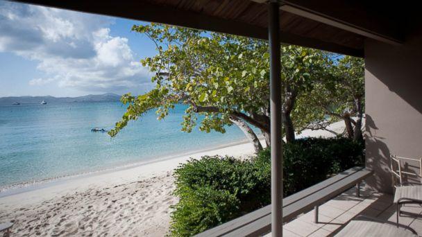 PHOTO: Caneel Bay Resort, U.S. Virgin Islands