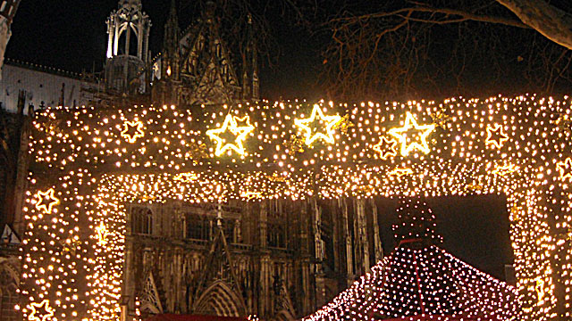 PHOTO:Cologne hosts not one but seven Christmas markets, each with a different theme.