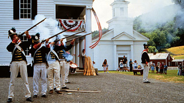 PHOTO: Cooperstown is home of the second-oldest continuously running Fourth of July parade in the country.