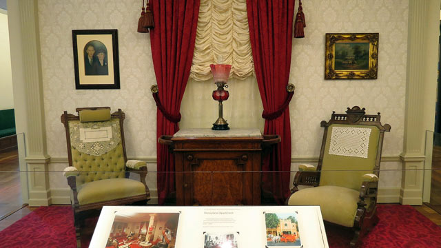 PHOTO: The Walt Disney Family Museum, San Francisco