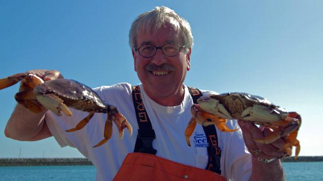 PHOTO: Dungeness Crabbing in Half Moon Bay