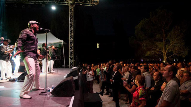 PHOTO: Earth, Wind & Fire at Jazz Festival L'Hospitalet