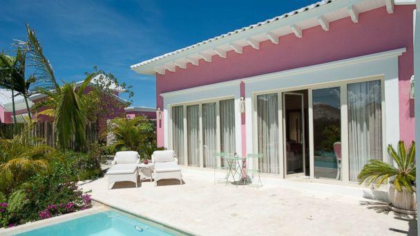 PHOTO: Junior Suite at Eden Roc, Cap Cana, Dominican Republic.