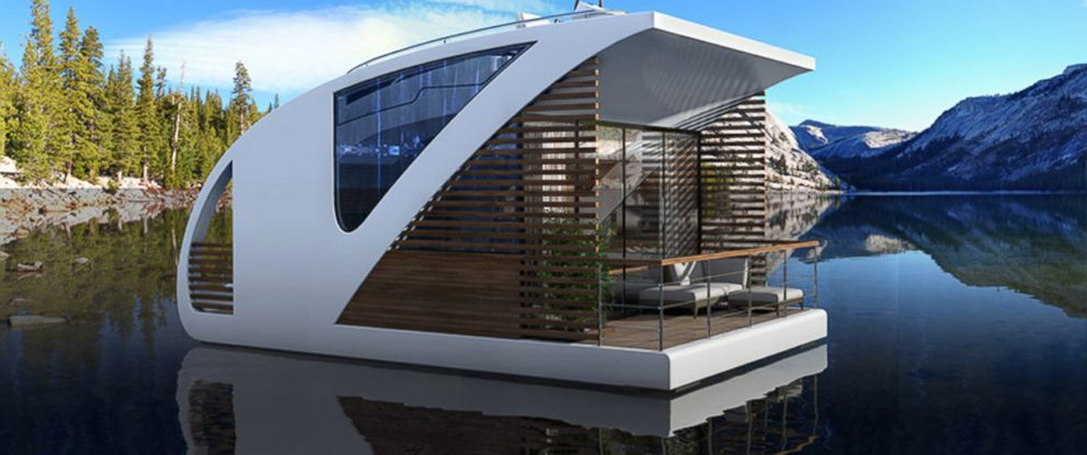 PHOTO: Salt + Water Architecture and Yacht Design firm is making waves with a sustainable floating hotel.